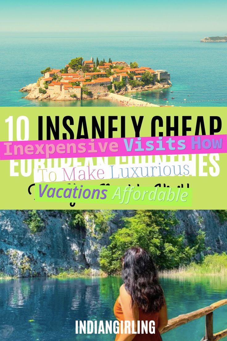 Inexpensive Visits - How To Make Luxurious Vacations Affordable
