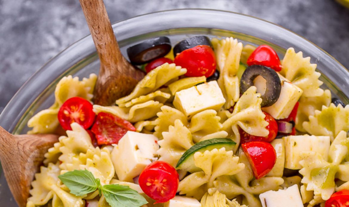 Easy Italian Veggie Pasta Salad 12 1 of 1